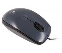 Мышь Logitech M100 (910-005003) Gray, Optical, USB, 1000 dpi