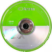 Диски CD-R Arena 700Mb 52*Bulk 50 pcs