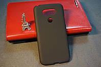 Чехол бампер силиконовый LG G5 H860N  H845 G5se цвет черный