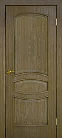 Міжкімнатні двері пвх Венеція ПГ дуб ретро