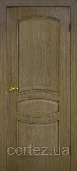 Межкомнатные двери пвх Венеция ПГ дуб ретро