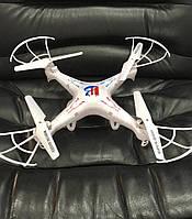 Квадрокоптер X5c-32 см, автовозврат, 3D трюки, подсветка