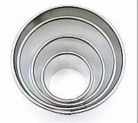 Формочки для оформления блюд 4шт круглые, формы, вырубки