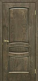 Межкомнатные двери пвх Венеция ПГ дуб шервуд
