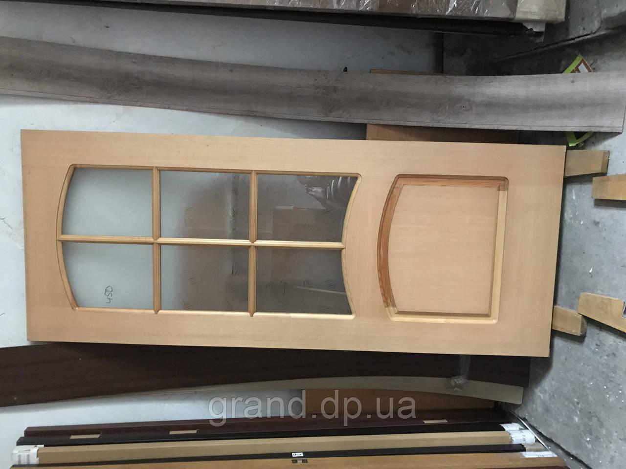 Дверь межкомнатная 034 шпонированная 800мм без стекла