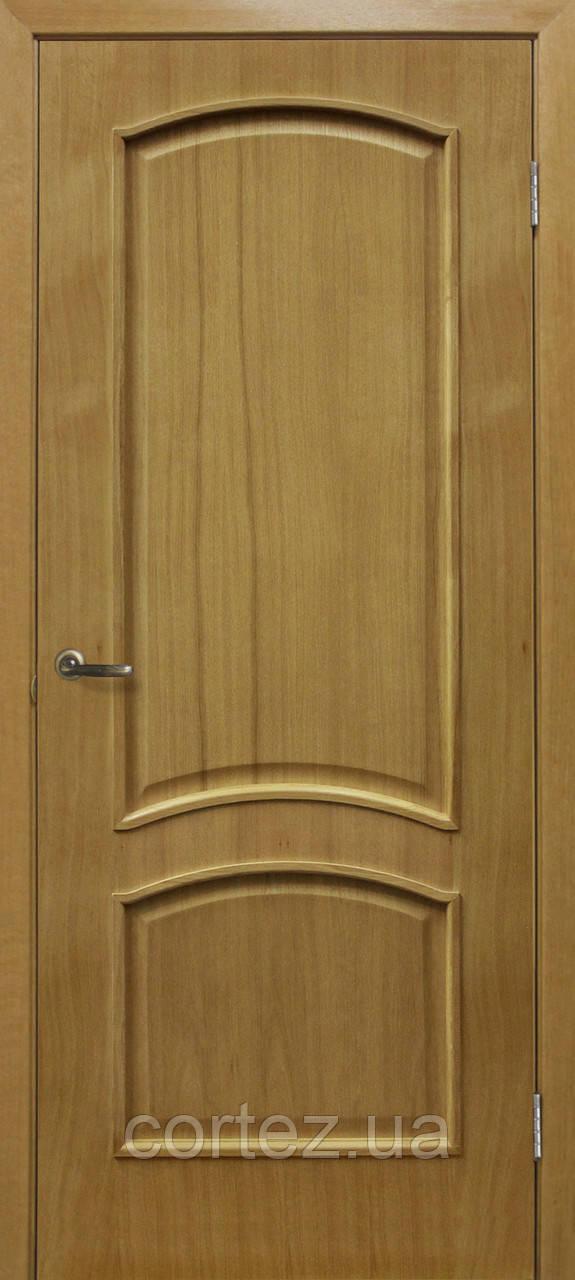 Межкомнатные двери пвх Капри ПГ ДНТ