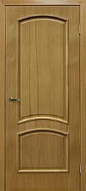Міжкімнатні двері пвх Капрі ПГ ДНТ