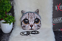 """3Д сумка """"Кот""""."""