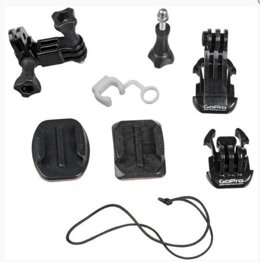 Набор комплектных деталей GoPro Grab Bag (AGBAG-001)