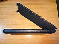 Чехол-флип Lenovo A850 черный от Carer Base