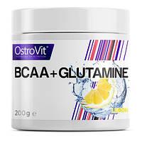 BCAA + Glutamine 200g (Ostrovit)