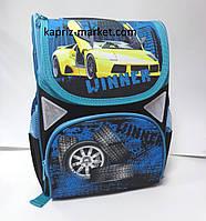 Рюкзак школьный, коробка, ортопедический