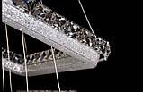 Квадратная подвесная люстра светодиодная 2247, фото 3