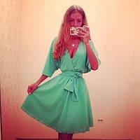 Платье шифоновое, фото 1