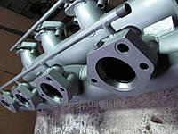 Изготовление выхлопных коллекторов для дизелей 6Д-49