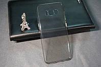Чехол бампер силиконовый Samsung Galaxy S8 G950F Ультратонкий полупрозрачный
