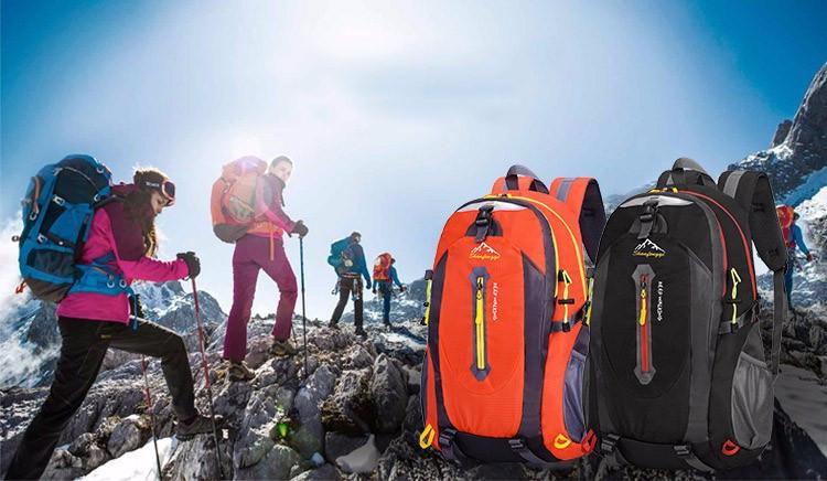 Крутой рюкзак универсальный: для походов, города или школы!
