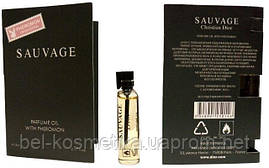 Christian Dior Sauvage - Parfume Oil with pheromon 5ml