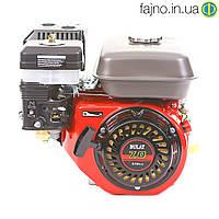 Бензиновый двигатель Bulat BW 170F-S/19 (7 л.с., шпонка, вал 19 мм)