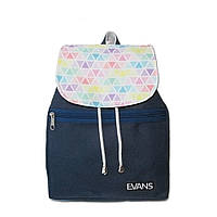 Рюкзак Lily - Triangles