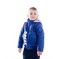 """Детская куртка-жилет для мальчика на весну""""Герман"""""""