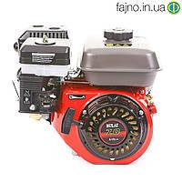 Бензиновый двигатель Bulat BW 170F-T/20 (7 л.с., шлиц, вал 20 мм)