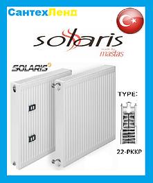 Стальные радиаторы Solaris (Турция)