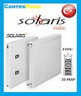 Стальной радиатор Solaris (Mastas) 22 тип 500*400