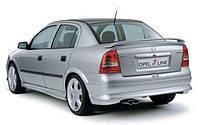 Opel Astra G Irmscher Remus опель астра г тюнинг банка выхлоп tuning ирмшер ремус Steinmetz штайнмец OPC опц