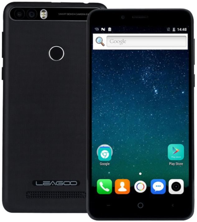 Leagoo KIICAA Power 2/16 Gb black