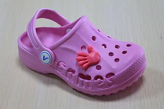 Кроксы оптом обувь для пляжа  Виталия Украина размер 20-35, фото 3