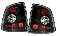 Фонари задние оптика Opel Astra G опель астра г тюнинг tuning OPC irmscher steinmetz ирмшер штайнмец opc