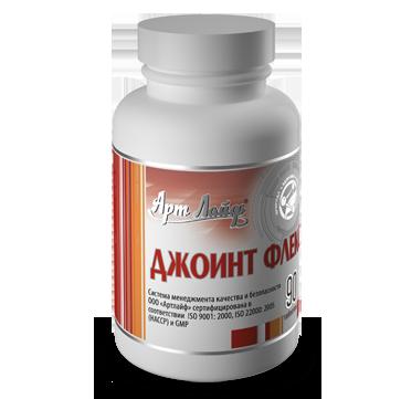 Джоинт Флекс с хондроитином и глюкозамином для суставов