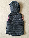 Безрукавки для девочек на меху  GRACE 134-164 р.р., фото 3