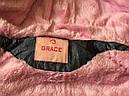 Безрукавки для девочек на меху  GRACE 134-164 р.р., фото 4