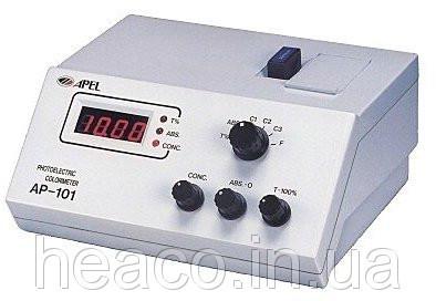 """Цифровой гемоглобинометр AP-101 (Apel) - Медтехника """"Formed"""" — медицинское оборудование, хирургический инструмент, оборудование для инвалидов в Львове"""