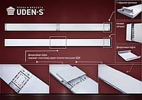 Соединительная муфта к теплому плинтусу УДЭН100,150,200 (UDEN-S)