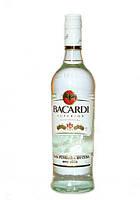 BACARDI WHITE 1 L.