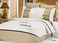 Комплект постільної білизни Le Vele Snowbord сатин 220-200