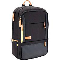 Рюкзак Kite&More-1 K17-1014L-1 для школьников и студентов на два отдела с карманами