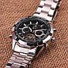 Механические часы с автоподзаводом Forsining (black) - гарантия 12 месяцев, фото 9