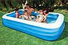 Детский надувной бассейн Intex 305x183х56 cм  (58484), фото 5