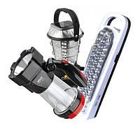 Переносные светильники, лампы, фонари
