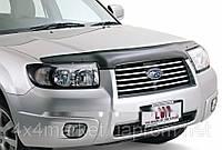 Дефлектор капота EGR Subaru Forester 2006-