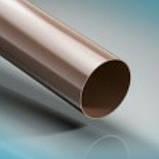 ProAqua 125 желоб 8017 PVC водосточная система отвода дождевой воды., фото 6