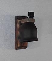 Бра из натурального дерева на 1 лампу 17601 СКГ