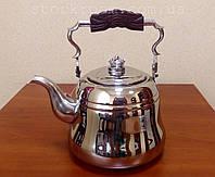 Заварник для чая Bohmann BH 9611 с металлическим ситечком
