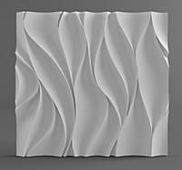 Гипсовые 3D панели настенные Арабэлла 50х50