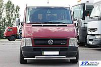 Кенгурятник  VW LT-35  (96-06) - ус двойной, фото 1