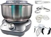 Кухонный комбайн – тестомес FIRST FA-5259-2-SI